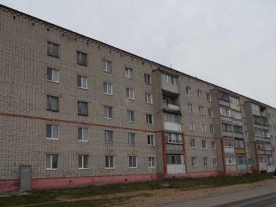 Александрова 47 — косметический ремонт подъездов