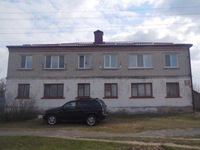 Багинская 31А — космет.ремонт подъезда