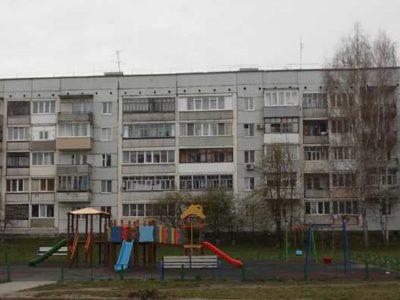 Дзержинского д. 44 — ремонт цоколя