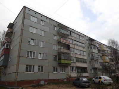Кирова 130 — ремонт цоколя