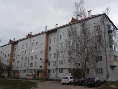Кирова 132 — асфальтирование дворовой территории
