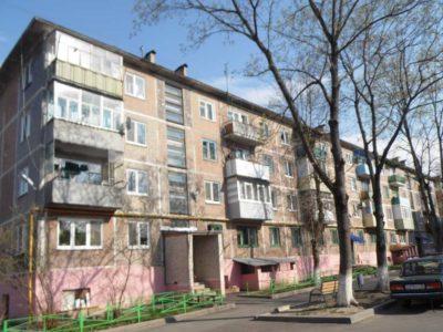 Пушкина 59 — ремонт отмостки