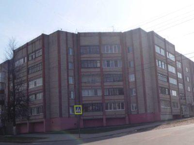 Свердлова 43 — ремонт отмостки и крыльца под.№2