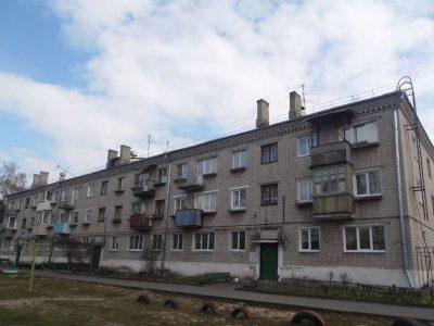 Багинская 36А