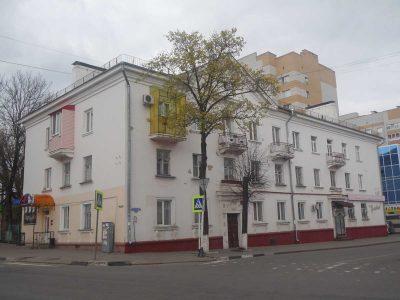 Пушкина 31А